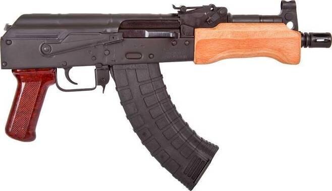 '미니 드라코' AK-47 소총 [미국 총기딜러 홈페이지 캡처·재판매 및 DB 금지]