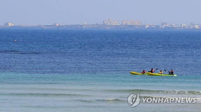 하도리 해변 [연합뉴스 자료사진]
