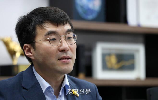 김남국 더불어민주당 의원 | 김영민 기자