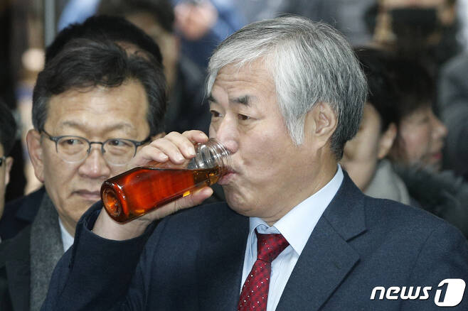전광훈 사랑제일교회 목사. © News1 안은나 기자