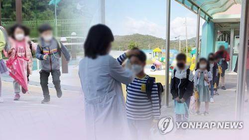 체온측정 [연합뉴스 자료사진]