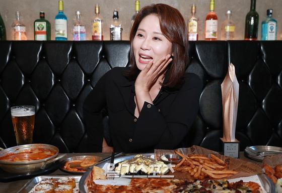 〈취중토크〉 김선영 백상예술대상 김진경 기자 kim.jinkyung@jtbc.co.kr/2020.07.15/