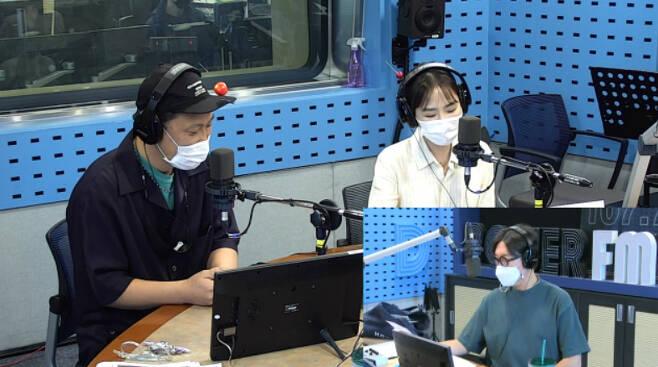 정형석 박지윤 김영철(사진 왼쪽부터)
