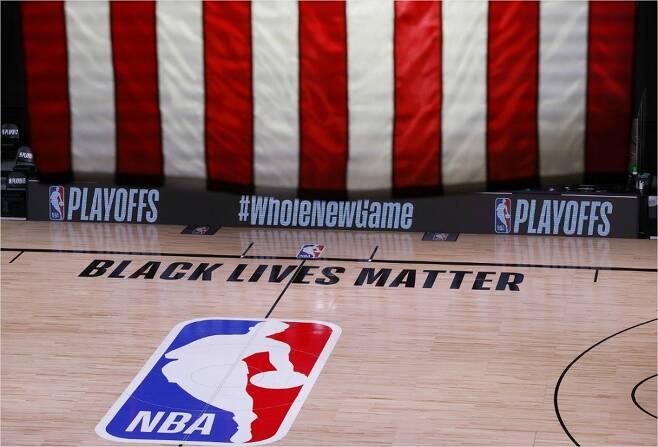 NBA 플레이오프 27일 경기가 취소됐다. (사진=연합뉴스)