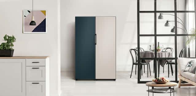 삼성 유럽향 비스포크 냉장고 라이프스타일 사진 (사진=삼성전자)