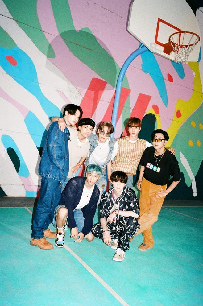 방탄소년단 BTS 다이너마이트 Dynamite 빌보드 핫100