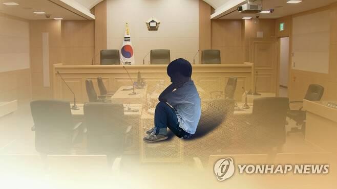 아동 관련 범죄(CG) [연합뉴스TV 제공]