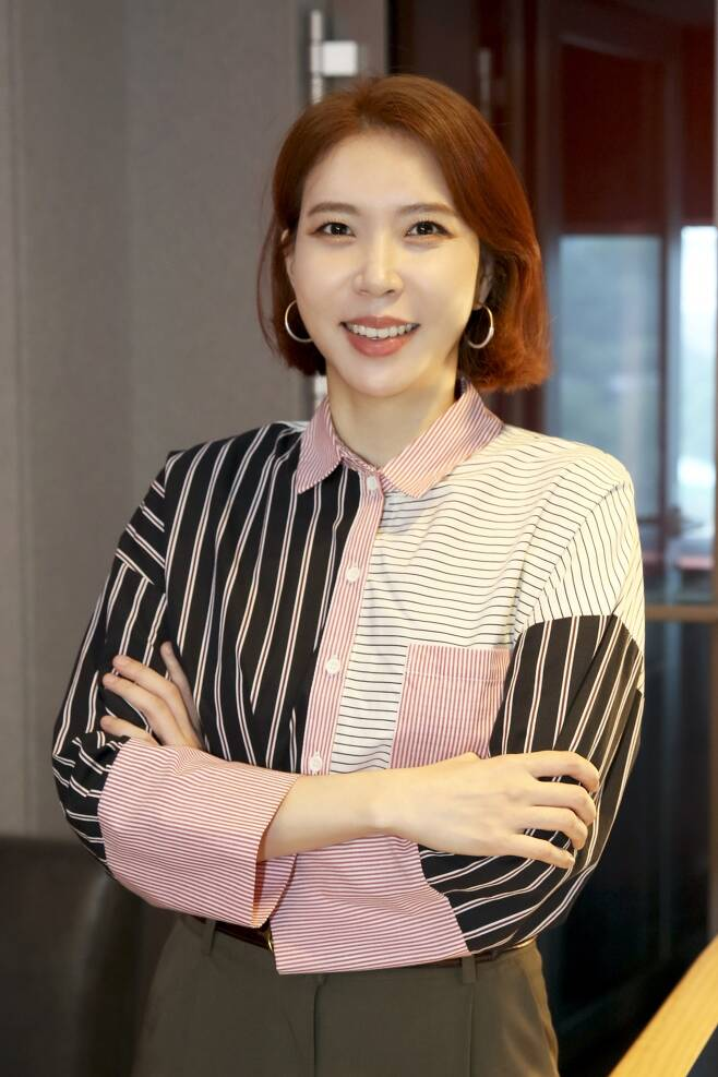 심은지 작곡가/사진제공=JYP엔터테인먼트