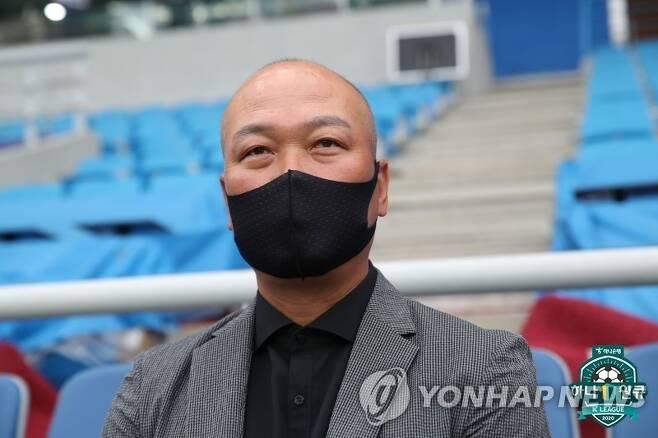 김태완 감독 [한국프로축구연맹 제공. 재판매 및 DB 금지]