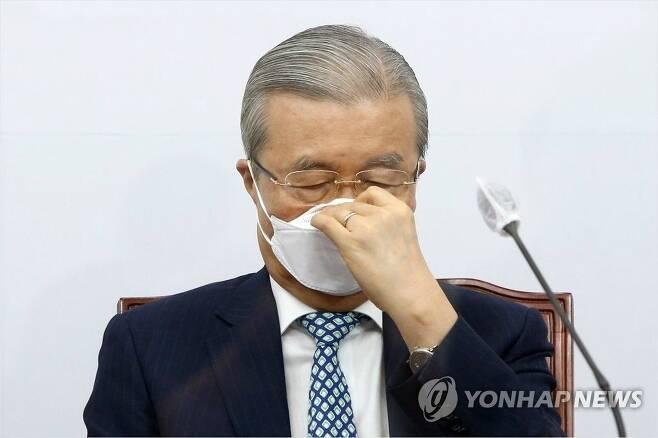 국민의힘 김종인 비대위원장 (사진=연합뉴스 제공)