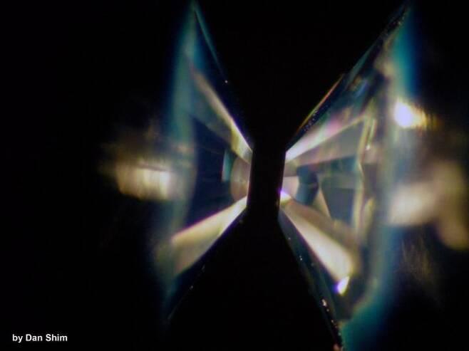 심상헌 부교수 연구실의 '다이아몬드 모루 세포' 고압 장치 [Shim/ASU 제공/ 재판매 및 DB 금지]