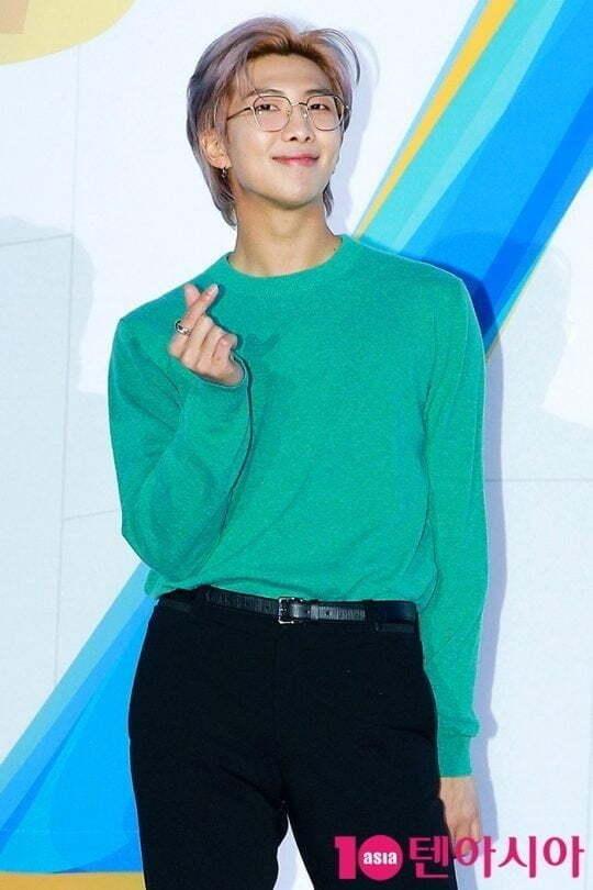 그룹 방탄소년단의 RM. /사진제공=빅히트엔터테인먼트