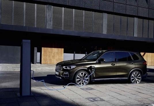 BMW 뉴 X5 x드라이브45e(BMW코리아 제공)© 뉴스1