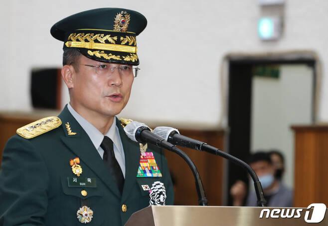 서욱 국방부장관 후보자 2020.7.29/뉴스1 © News1 김기태 기자