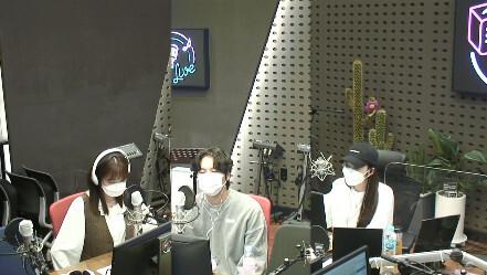 정은지 이장우 진기주=KBS 쿨FM © 뉴스1