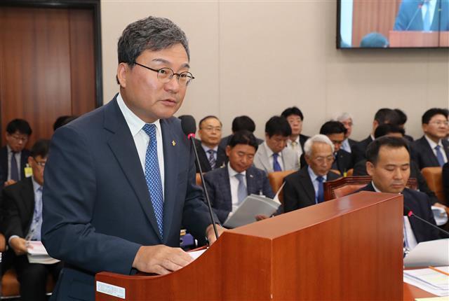 - 이상직 더불어민주당 의원. 연합뉴스