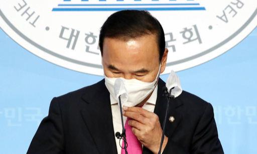 국민의힘 박덕흠 의원. 연합뉴스