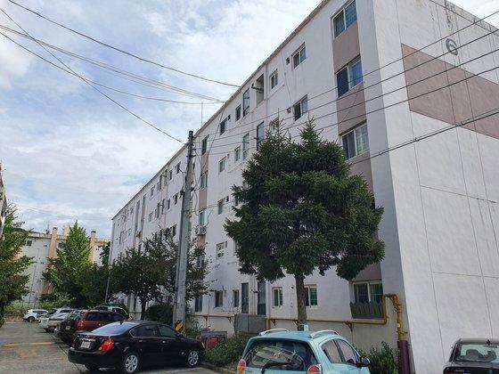 대전시 동구 가양동의 A아파트. 김방현 기자