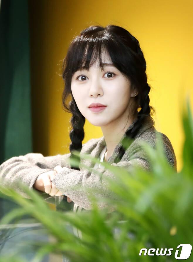 권민아  © News1