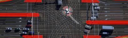 히어·구글과 함께 '세계 3대 정밀지도 업체'로 꼽히는 톰톰의 정밀 지도 이미지. /TomTom