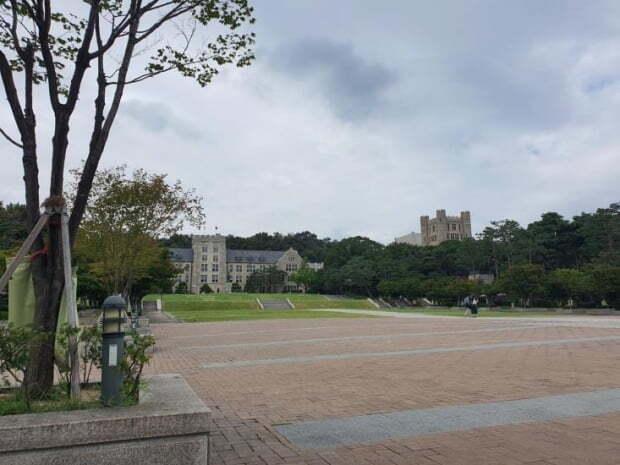 고려대 중앙광장. 사진=연합뉴스
