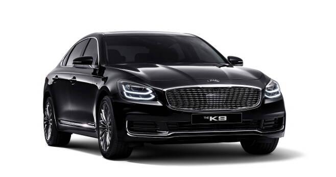 기아 THE K9 2021년형 /사진제공=기아자동차