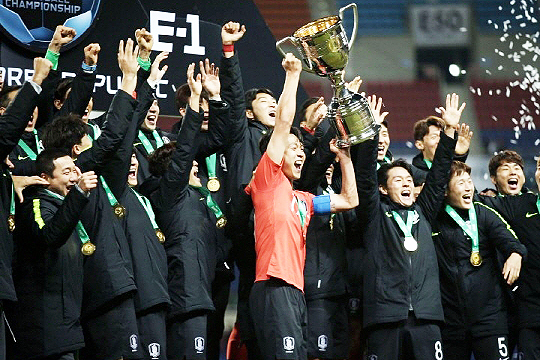 전원 K리거로 구성된 A대표팀과 U-23 대표팀이 10월 두 차례 평가전을 치른다(사진=KFA)