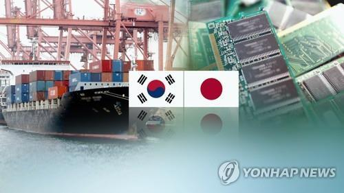 일본, 한국 수출규제 강화(CG) [연합뉴스TV 제공, 재판매 및 DB 금지]