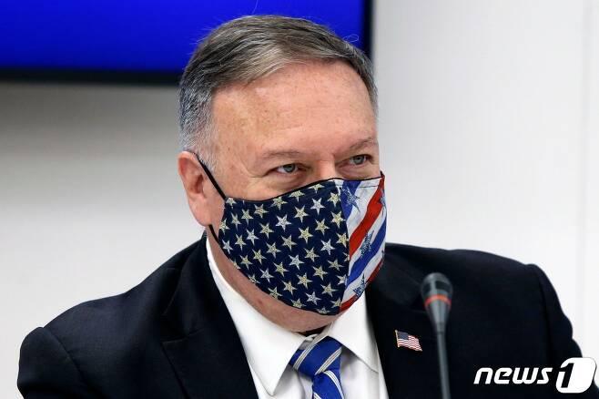 마이크 폼페이오 미국 국무장관. © AFP=뉴스1 © News1 자료 사진