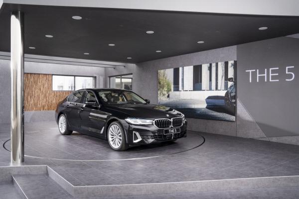 BMW 뉴 523d