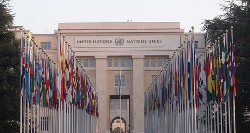 스위스 제네바에 있는 유엔 유럽본부 전경. 이 건물은 원래 유엔의 전신인 국제연맹(1920∼1946) 청사로 쓰였다. 세계일보 자료사진