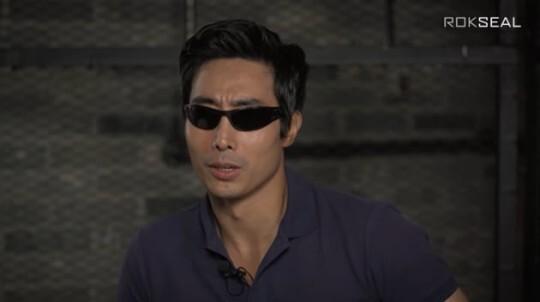 ▲ 이근 전 대위. 유튜브 영상화면 캡처
