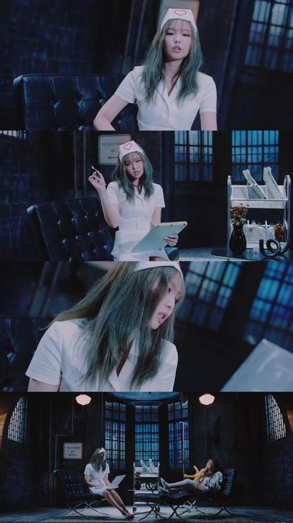 블랙핑크 / 사진=러브식 걸즈 뮤직비디오 캡처