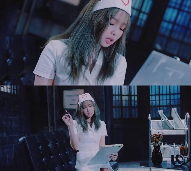 /사진=블랙핑크 '러브식 걸스' 뮤직비디오 캡처