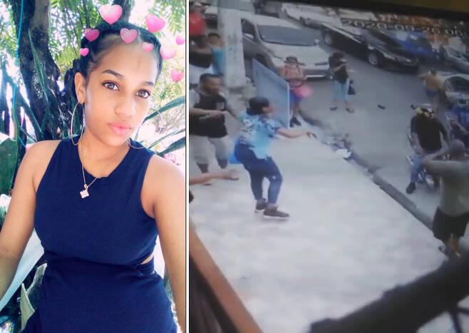 19세 도미니카女 '염산 테러' 당해…범인은 알고보니 전 남친