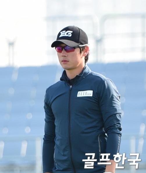 2020년 한국프로골프(KPGA) 코리안투어 제네시스 챔피언십 골프대회에 출전한 김태훈 프로. 사진=골프한국