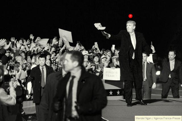 9월 30일 미네소타주 덜루스에서 열린 트럼프 대통령 집회에 3,000명이 참석했습니다. 다음날 밤 대통령은 양성 반응을 보였습니다.  (사진출처) www.nytimes.com