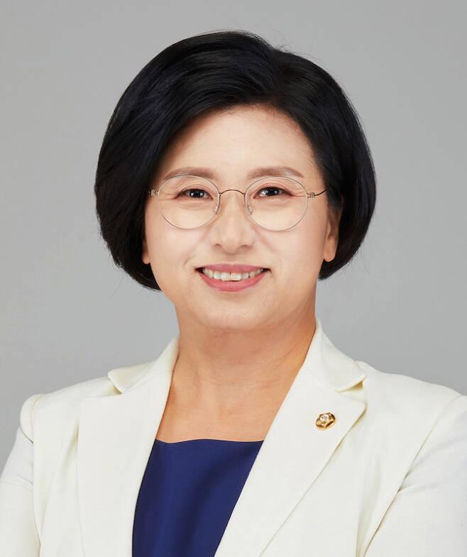 ▲ 양경숙 더불어민주당 의원.