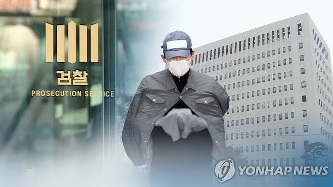 '라임 돈줄' 김봉현 본격 수사…연결고리 주목 (CG) [연합뉴스TV 제공]