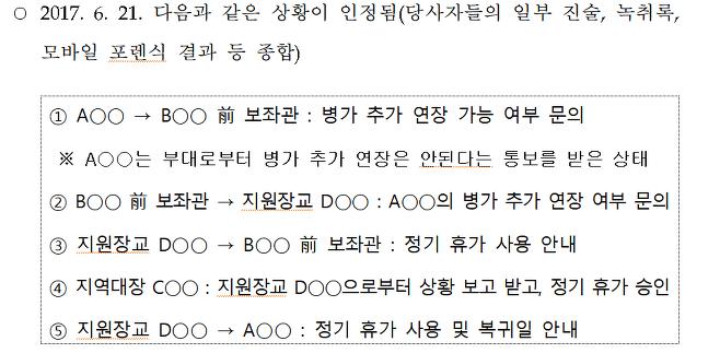 서울동부지검 공보자료(지난달 28일)