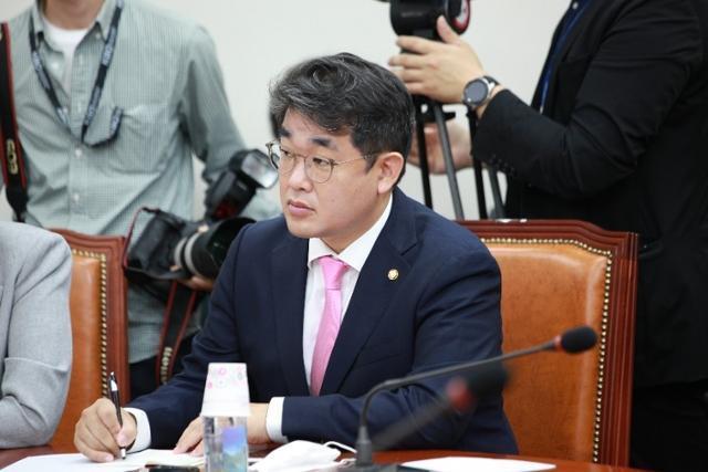 국민의힘 대변인 배준영 의원. 배준영 의원 페이스북 캡처