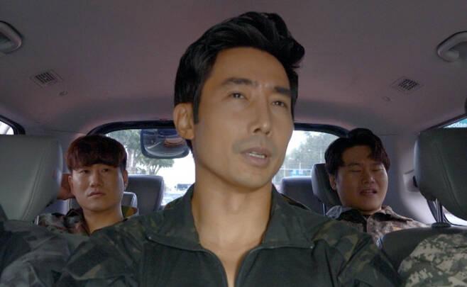 JTBC '장르만 코미디'에 출연 중이던 이근 대위. 사진제공|JTBC