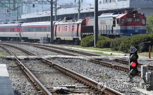 무궁화호 열차 [연합뉴스 자료사진]