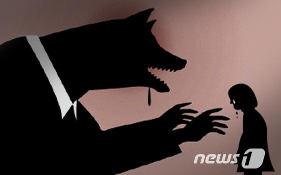 제주지방법원 제2형사부(부장판사 장찬수)는 성폭력범죄의 처벌 등에 관한 특례법 위반 혐의로 구속기소된 A씨(52)에게 15일 징역 7년을 선고했다. /© News1 이은현 디자이너
