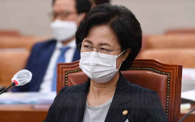 추미애 법무부 장관 (사진=연합뉴스)