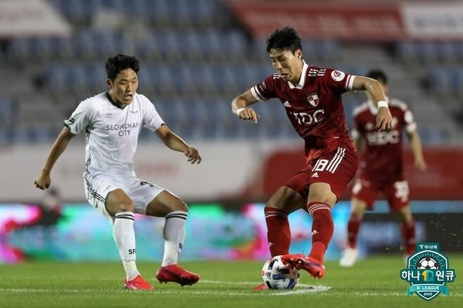 전통의 명가 성남과 부산이 또 강등위기에 처했다. (한국프로축구연맹 제공) © 뉴스1