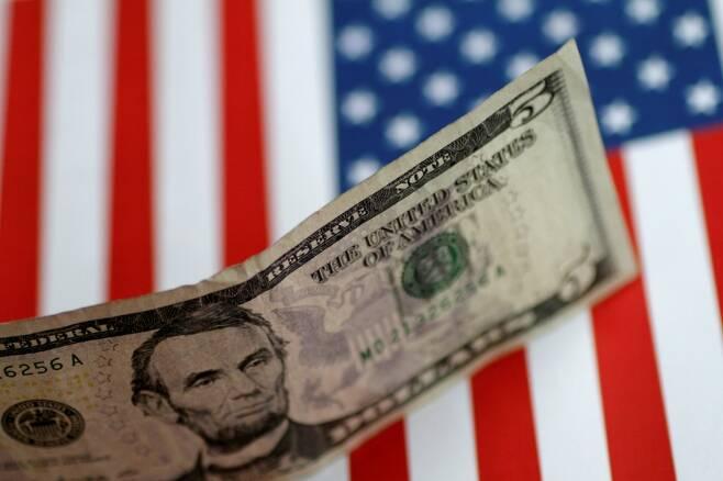 미국달러화 /사진=AFP