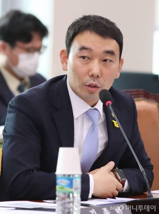 김용민 더불어민주당 의원. /사진제공=뉴시스