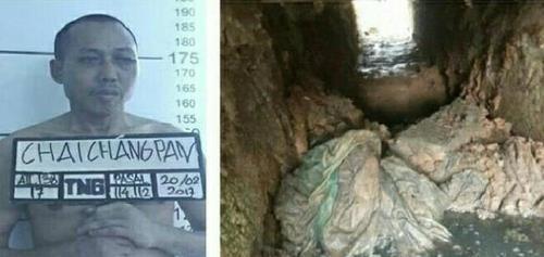8개월 땅굴 파고 달아난 인니 탈옥범, 33일 만에 숨진 채 발견 [Tempo·재판매 및 DB 금지]