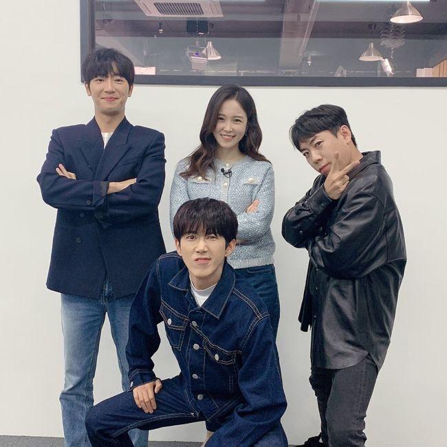 [사진=tvN 제공] '세 얼간이'가 이상엽, 양세찬, 광희, 장예원의 조합으로 새롭게 돌아온다.